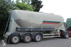 Yarı römork tank tozdan oluşan/toz halinde ürünler Spier Cement Silo 3-Achser