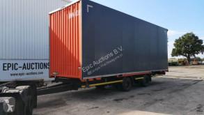 Semi remorque DRAF porte containers occasion