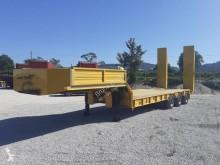 Naczepa Kaiser do transportu sprzętów ciężkich używana
