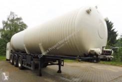 Linde GAS, Cryo, Oxygen, Argon, Nitrogen, LINDE semi-trailer used gas tanker