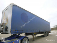 Trailer Krone CURTAINSIDER tweedehands Schuifzeilen