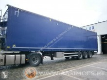 Kraker trailers CF-501 93m3 semi-trailer used moving floor