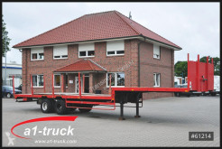 Kempf SPT 26/2 Tieflader, Container TÜV 06/2021 semi-trailer used heavy equipment transport