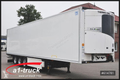 Krone SD, Rohrbahn, Fleisch, Meat, TK- 400 SLX e semi-trailer used refrigerated