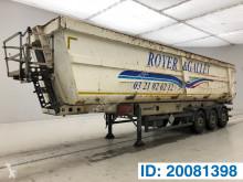 Félpótkocsi Schmitz Cargobull 50 cub in steel használt billenőkocsi