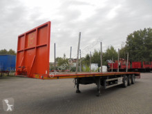Pacton flatbed semi-trailer TXD 339 SAF AKSEL