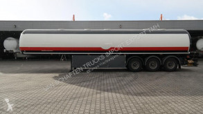 Schrader chemical tanker semi-trailer FUEL TANKTRAILER