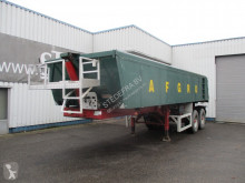 MOL Hardox tipper , Air suspension semi-trailer used tipper
