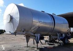 Semirimorchio cisterna bitume Rincheval 30 m3