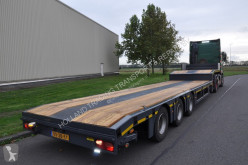 Kässbohrer DIEPLADER semi-trailer used heavy equipment transport