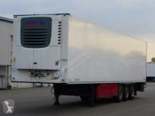 Semi reboque Schmitz Cargobull SKO24*Blumenbreite*Liftachse** frigorífico usado
