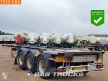 Van Hool semi-trailer 3B2015 ADR 1x 20 ft 1x30 ft Liftachse