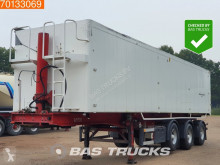 Sættevogn selvudtømningsudstyr Bulthuis Tata23 55m3 Alu Kipper Lift+Lenkachse