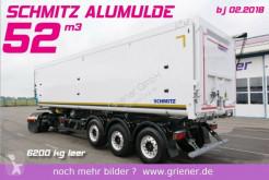 Schmitz Cargobull tipper semi-trailer SKI 24 9,6 ALUMULDE GETREIDE 52 m³ / LIFT /TOP