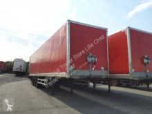 Samro Fourgon express semi-trailer used box