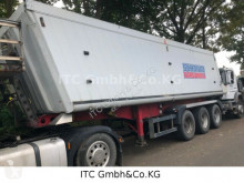 Semi remorque benne Schmitz Cargobull SKI 24 48 Kubik Kippmulde