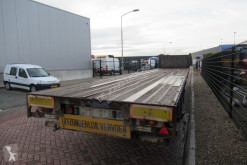 Van Hool Plateau / SAF Disc semi-trailer used flatbed