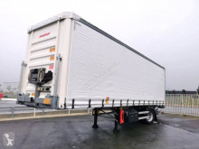 Fruehauf tautliner semi-trailer city