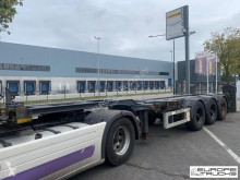 Semi remorque porte containers Renders EURO 800 Ex - Aus - Uit - Multi - All sizes