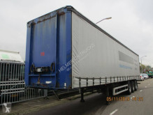 Pacton TXD 339 semi-trailer used tautliner