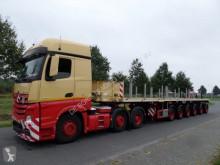 Faymonville flatbed semi-trailer SPZ 6AA