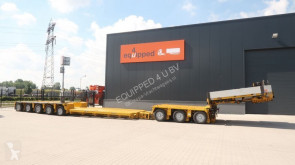 Goldhofer heavy equipment transport semi-trailer 3bed5 Dieplader met afneembare nek