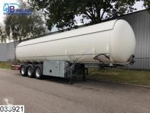 Návěs cisterna Burg Gas 50500 Liter gas tank , Propane / Propan/ Butaan, LPG / GPL Gaz 25 Bar