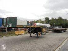 Broshuis 31-N5-EU +7 METER semi-trailer used heavy equipment transport