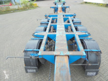 Trailer D-TEC FT-43-03V DISCBRAKES tweedehands containersysteem