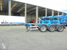 Yarı römork D-TEC FT-43-03V DISCBRAKES konteyner taşıyıcı ikinci el araç