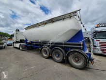Feldbinder EUT-3.36 semi-trailer used tanker