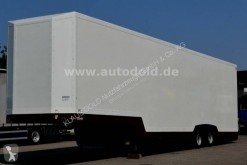 Lohr car carrier semi-trailer SRTA