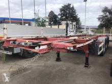 Trailer Acerbi S06 tweedehands containersysteem