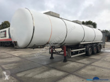 Trailer Ros Roca Tank 30.000liter Food - Feed tanker insulated 2bar tweedehands tank