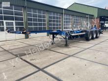 Semi remorque porte containers Groenewegen 40 14CC 12 24 | 20-45 FT | 5740kg