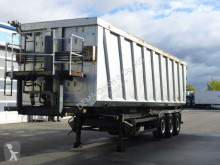 Semirimorchio ribaltabile Schmitz Cargobull SKI 24*Liftachse*55m³*Rollplane*T
