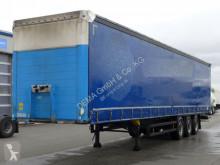 Semirimorchio Schmitz Cargobull SCS 24*TÜV*XL-Zertifikat*Edscha*L centinato alla francese usato
