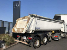 Semi remorque benne Schmitz Cargobull SKI 18 SL06 - 7,2 Liftachse Plane 26.580kg NL