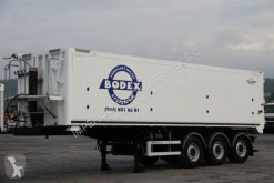 Semirremolque Wielton BODEX / TIPPER 45 M3 / LIFTED AXLE /LIKE NEW volquete usado