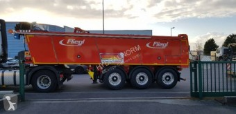 Fliegl FOND POUSSANT semi-trailer new construction dump