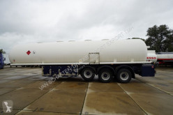 Schrader chemical tanker semi-trailer ADR FUEL TANK TRAILER