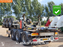 Van Hool 3B2015 Price per unit! ADR 1x 20 ft 1x30 ft Liftachse semi-trailer used container
