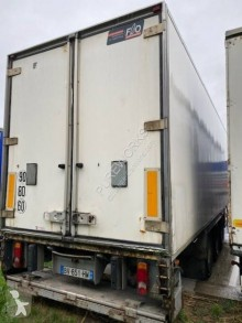 Semirimorchio Chereau Carrier Maxima frigo multitemperature usato
