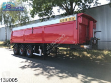 Semirimorchio ribaltabile ATM kipper Isolated tipper, Disc brakes