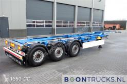 Semirimorchio Schmitz Cargobull SGF*S3 | 2x20-30-40-45ft HC * DISC BRAKES * APK 10-2021 portacontainers usato