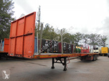 Nooteboom flatbed semi-trailer 0-42 VV