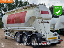 Trailer Dinovrac 34m3 Cement silo SAF tweedehands tank