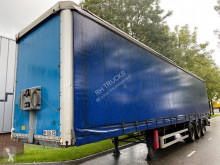 Fruehauf tautliner semi-trailer 3 AS + SCHUIFDAK