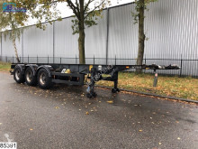 Semi remorque Van Hool Container 20 / 30 FT, Twistlocks porte containers occasion