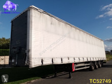 Samro MEGA Curtainsides semi-trailer used tautliner